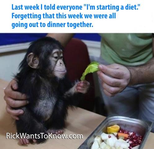 Rick Green - Starting a Diet