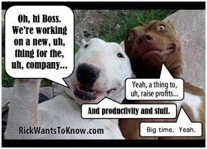 Raising Productivity