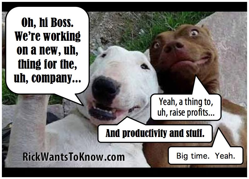 Raising Productivity meme