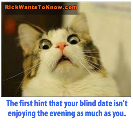 Blind Date Meme